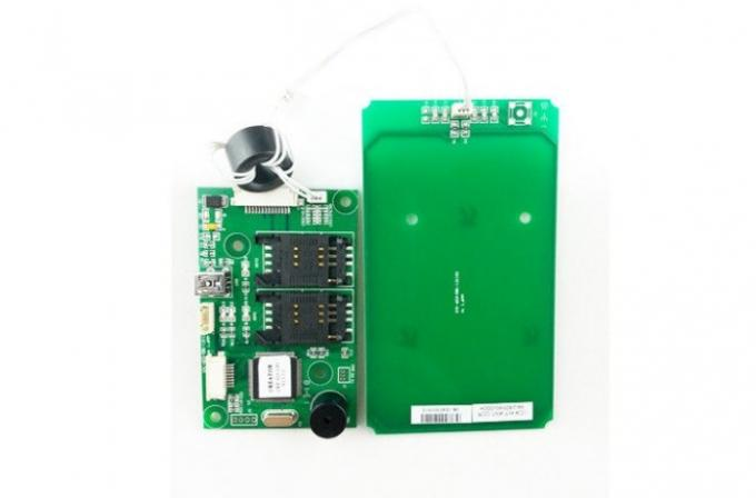 13.56 MHz RFID のカード読取り装置